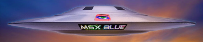 MSX blue